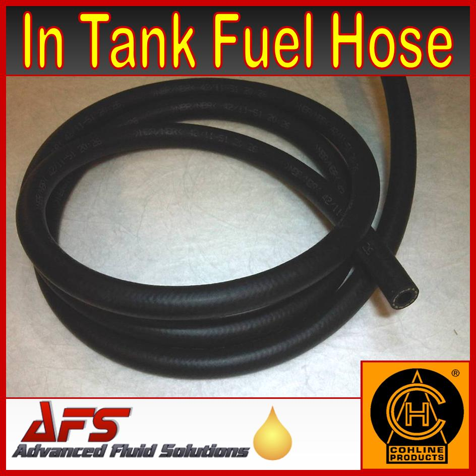 100mm 4 Inch X 7 3mm 5 16 I D In Tank Fuel Hose Type 2190