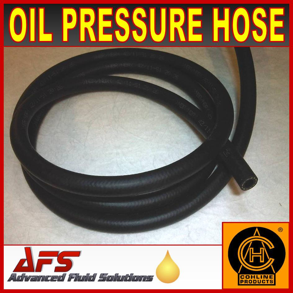 10mm (3/8) I.D High Temperature Oil Hose 150'C + Type (2743)2733.0800