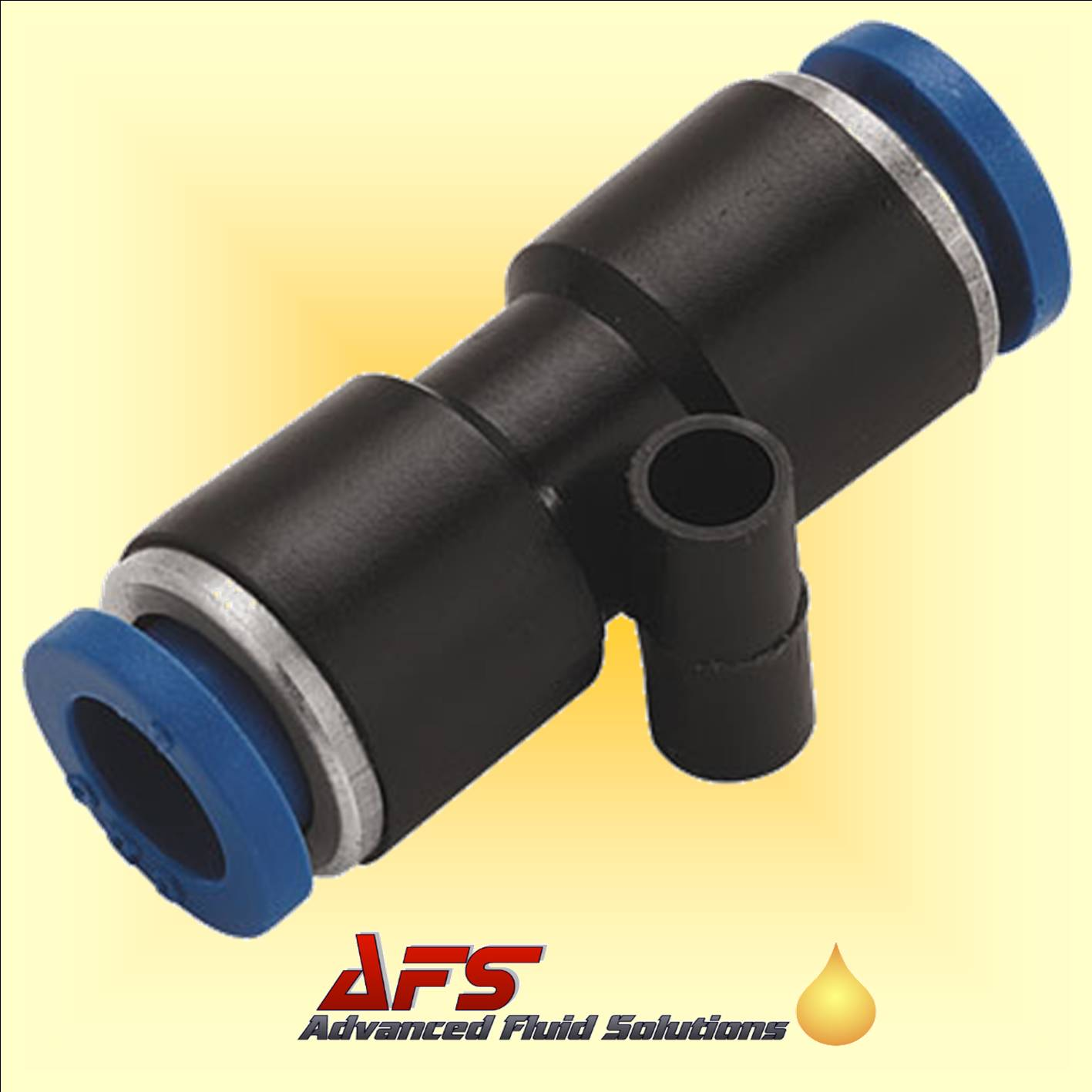 Mm straight equal push in fitting nylon pipe tube connector