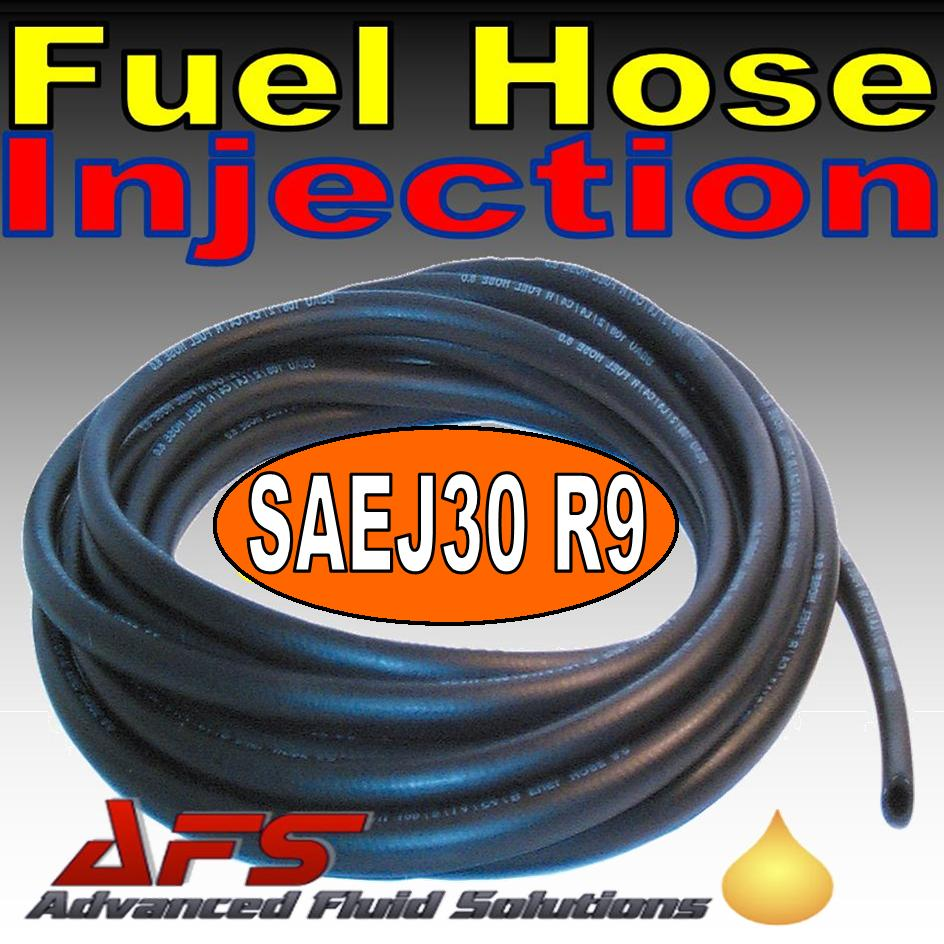 Compressed Air Car >> 5.6mm I.D 7 32 SAEJ30R9 NITRILE RUBBER FUEL INJECTION HOSE SAE R9
