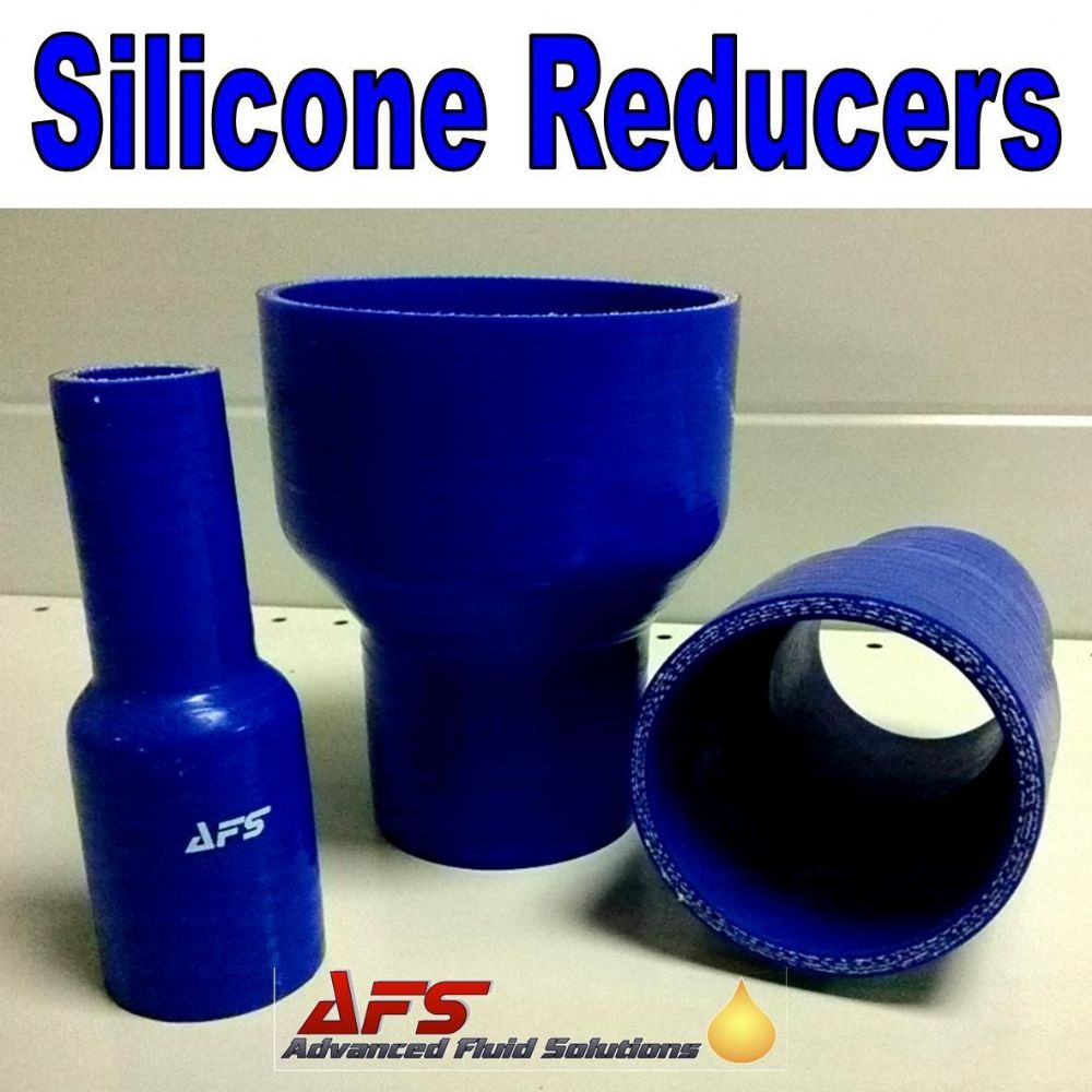 16mm to 13mm SILICONE STRAIGHT REDUCER HOSE BLUE UK