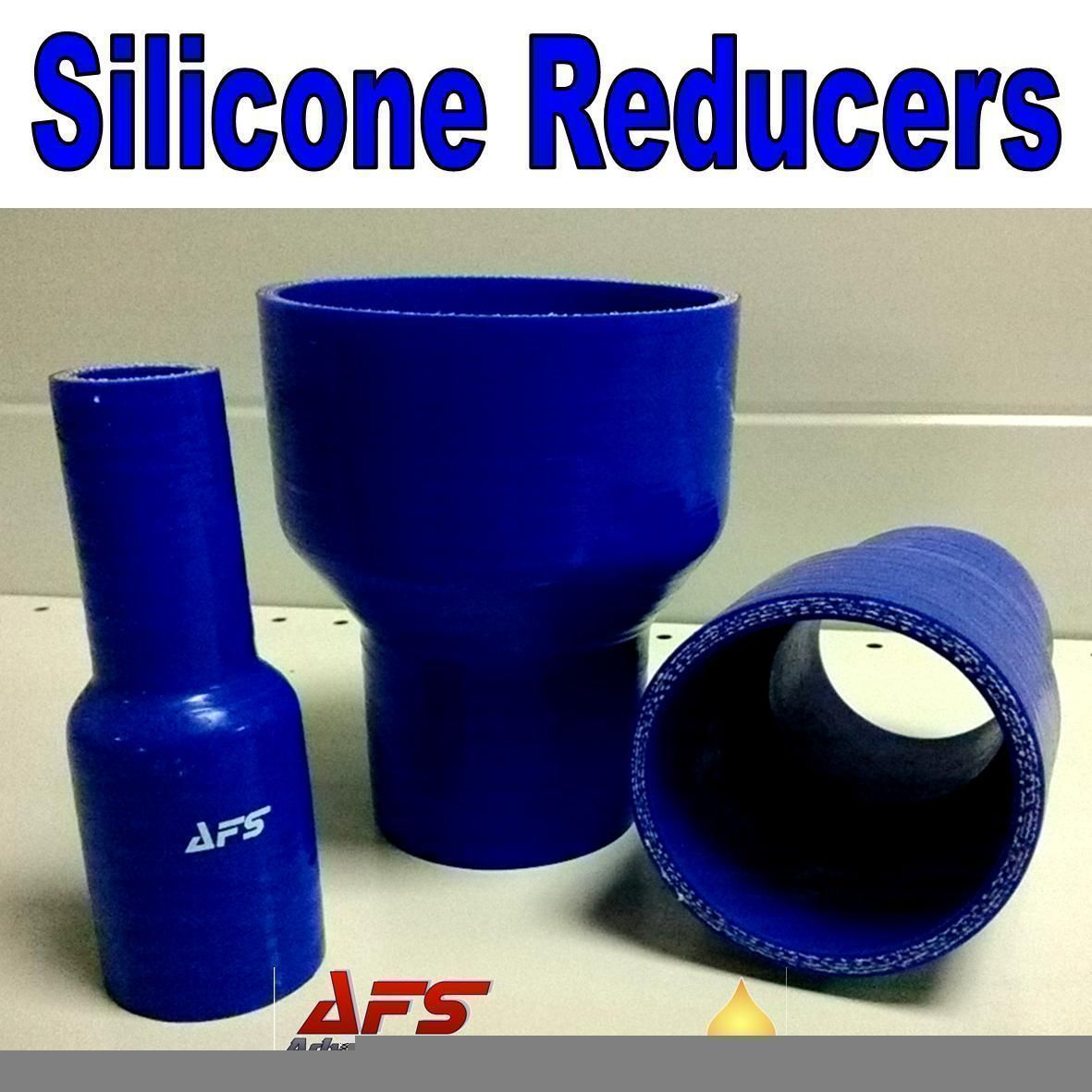 45mm PERFORMANCE STRAIGHT SILICONE RADIATOR HOSE PIPE