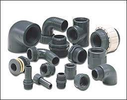 Polypropylene (PP) Hose & Pipe Fittings and Valves